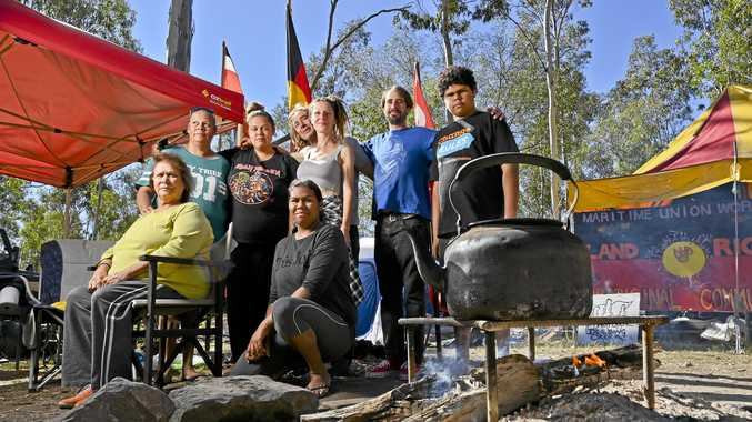 'We need respect': Deebing Creek at coalface of NAIDOC fight