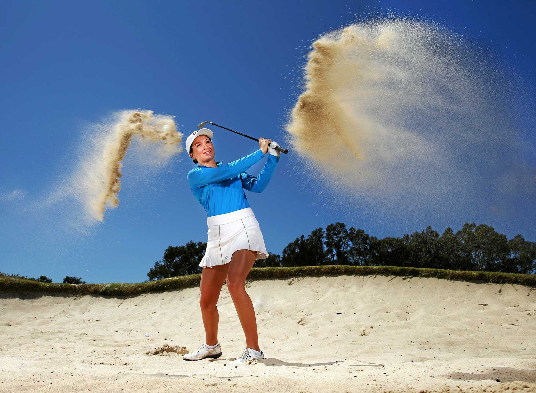 Kingaroy Golf Club are preparing to host their next women's golf open day.