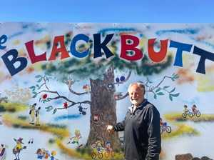 Mural captures the heart of Blackbutt