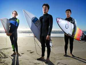 300 juniors ready for 'epic' surfing event at Lennox