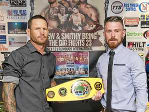 Title fights headline huge Toowoomba boxing card