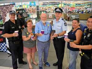 PHOTOS: Did you share a cuppa with a cop?
