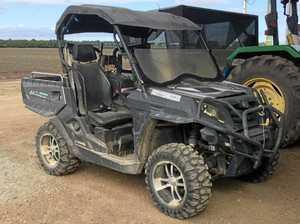 Mystery surrounds random buggy found on farm