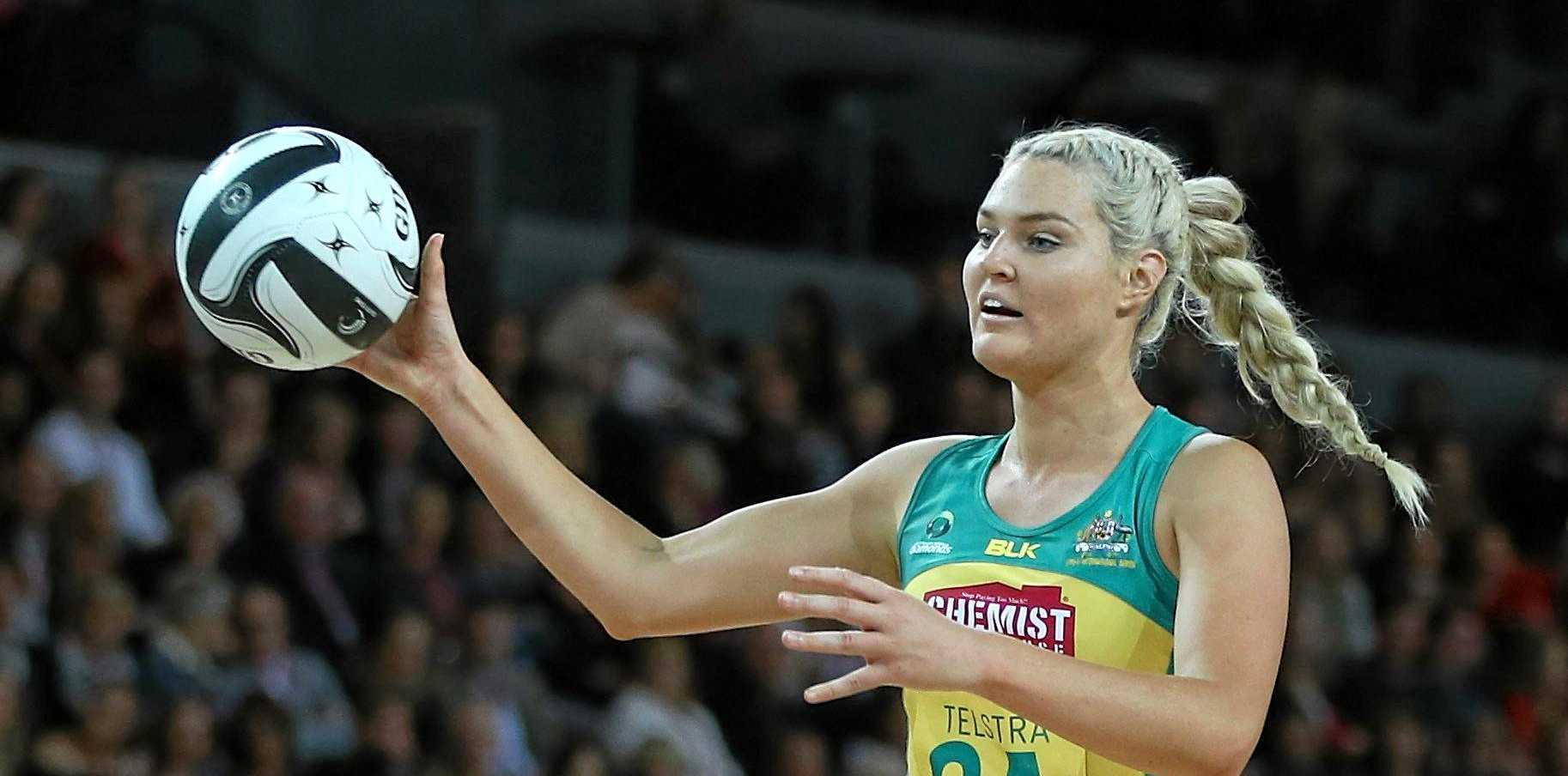 Gretel Tippett has worked her way back into the Diamonds line-up.