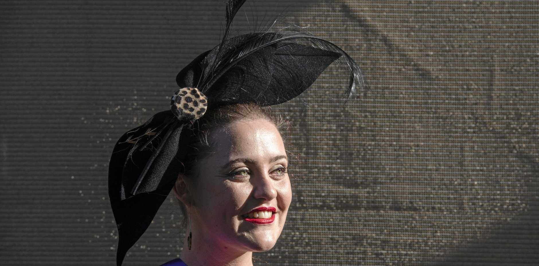 Grafton Cup Fashions on the Field Millinery entrant