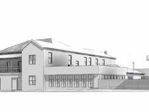 Long-standing city pub puts forward expansion plan