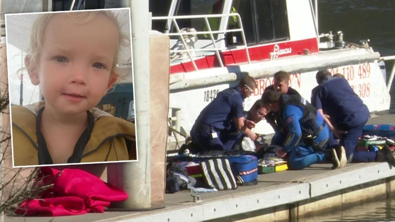 "Zeinobiyah ""Zobbie"" Soetekouw, aged 3, was found floating face-down on the Hawkesbury River on July 10."