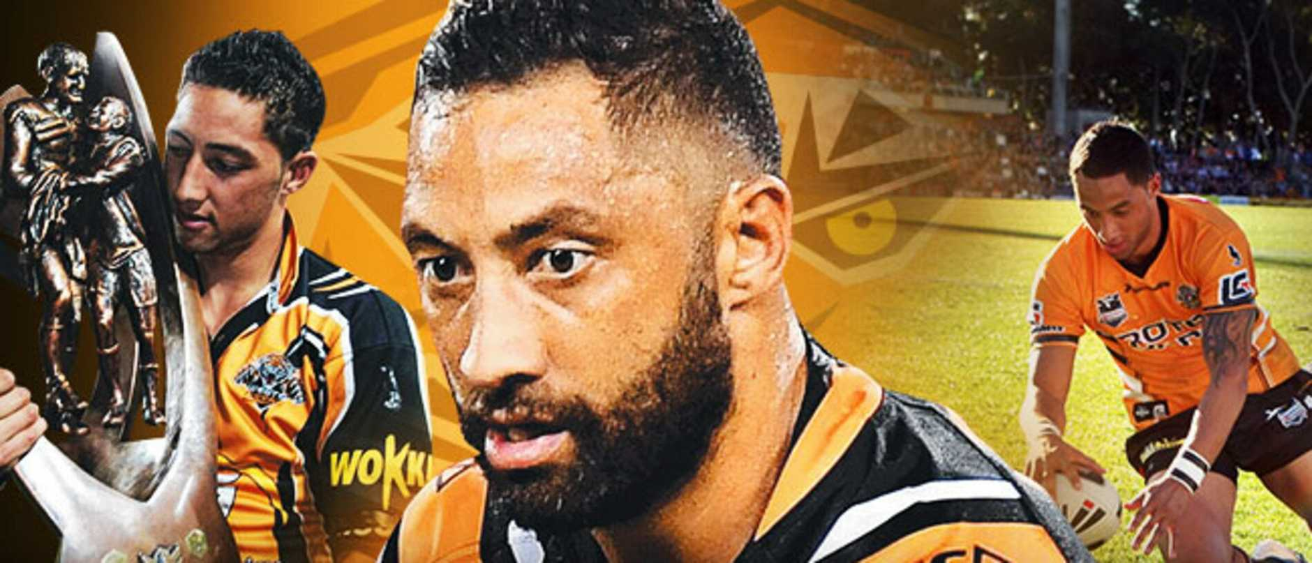 Benji MArshall is one of the game's great entertainers.