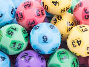 Coast woman strikes big with lotto