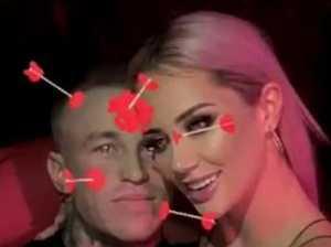 MAFS star Jess explains kissing video