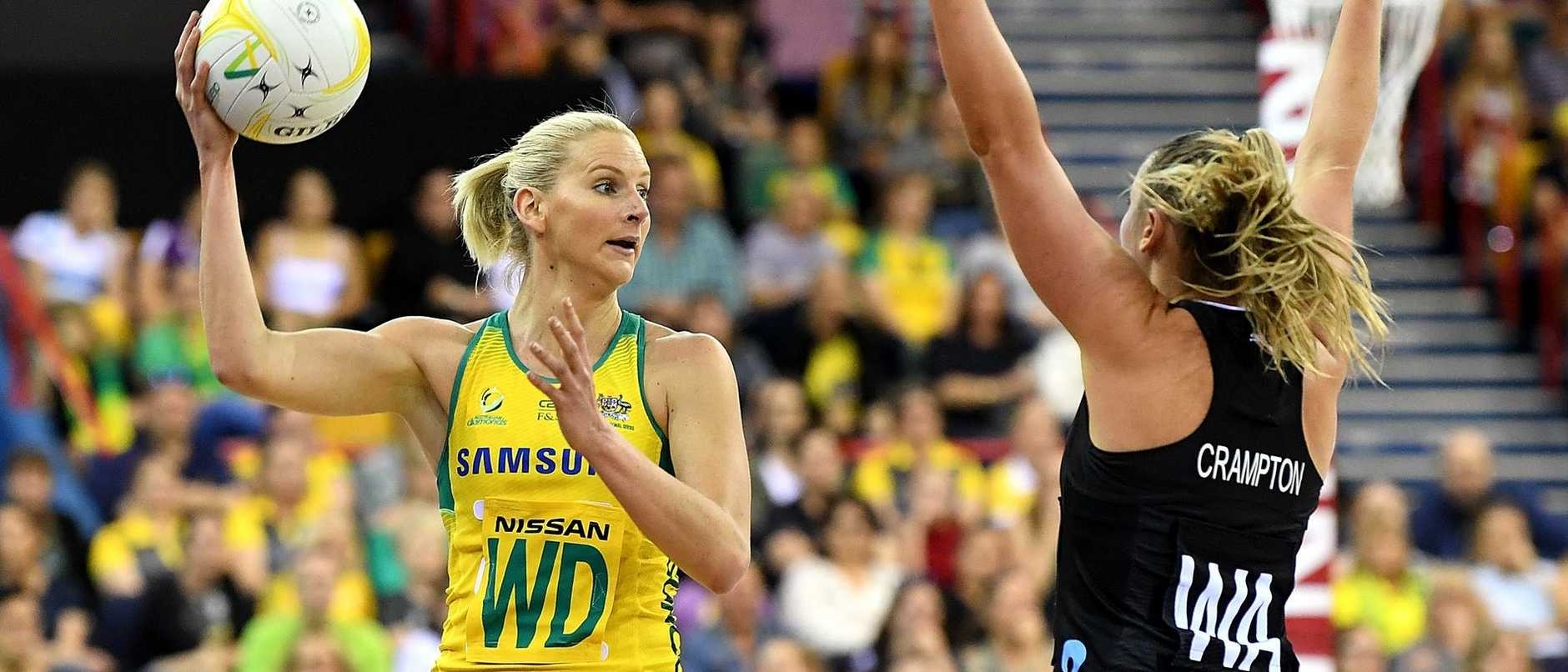 The Diamonds are hoping to win their fourth straight World Cup in Liverpool.