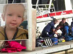 Drowned tot's mum's personal post before tragedy