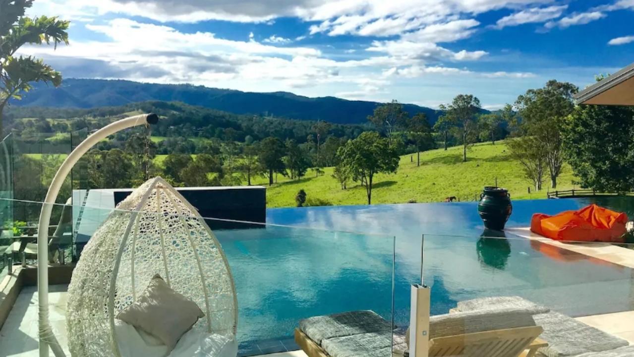 A Gold Coast Airbnb listing.