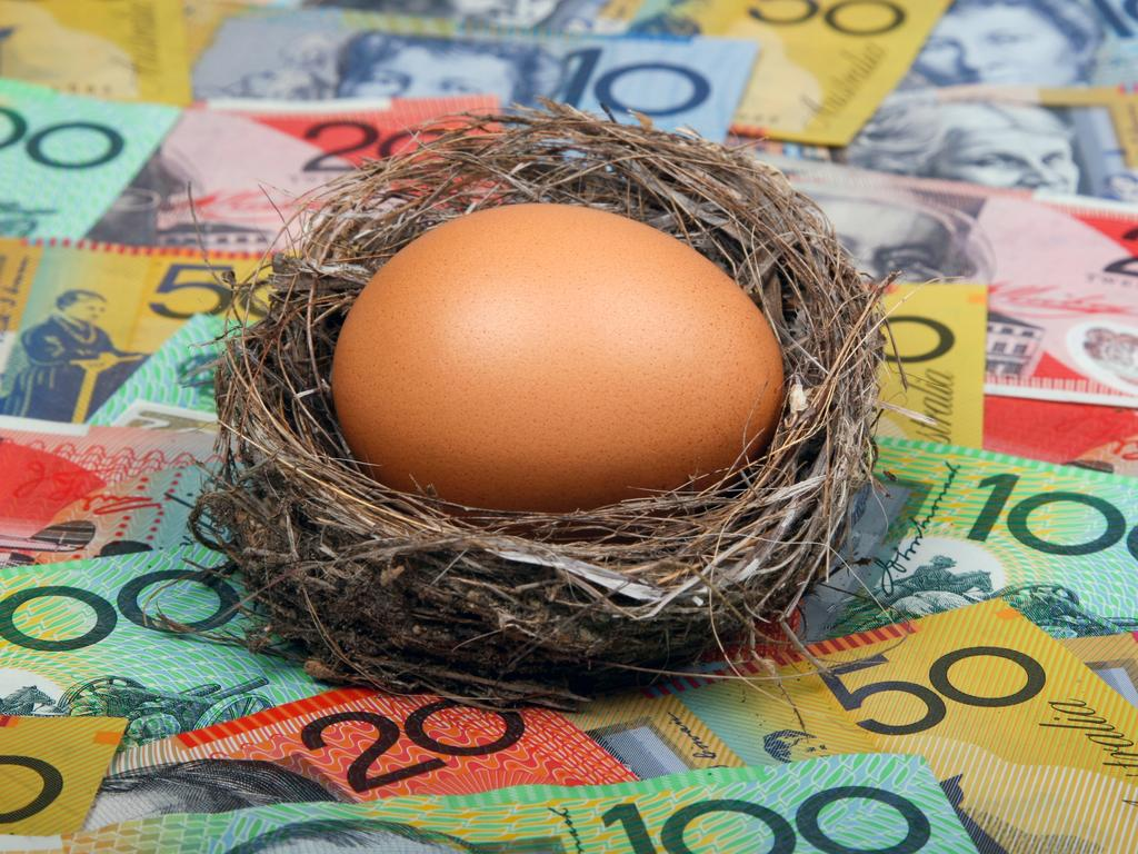 Mr Smith said if a 25-year-old added $1080 to their super account, they could see it balloon to $23,400 if it was invested at an average of 8 per cent over 40 years. Picture: Supplied