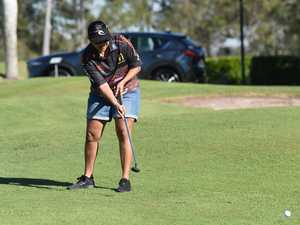 NAIDOC week golf day
