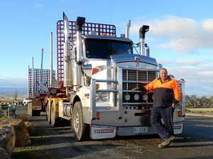 Truckin' is a great life says Rodney