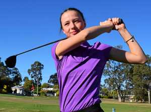 13yo golfing prodigy is set to go pro