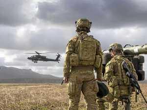 GALLERY: Why you will see Army helicopters circling Mackay