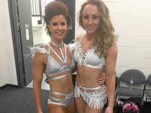 Lismore pole dancers show off skills in prestigious comp