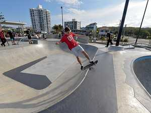 Skate park kids on a roll with impressive displays