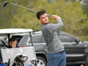 Golfers swing into Maroochy River Pro-Am
