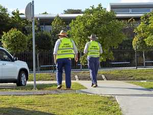 Crack down on illegal parking at four schools