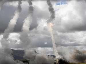 Talisman Sabre 2019 rockets