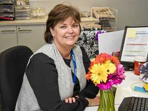 Office bids farewell to much-loved worker