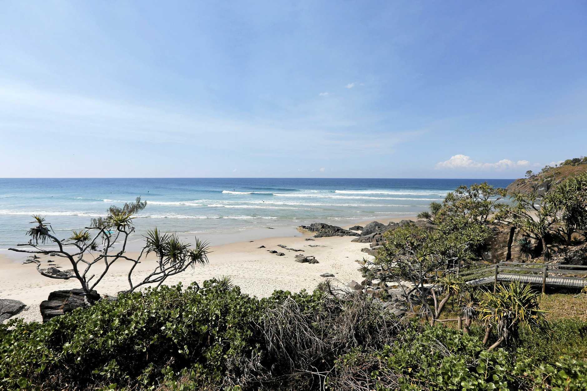 Cabarita Beach.