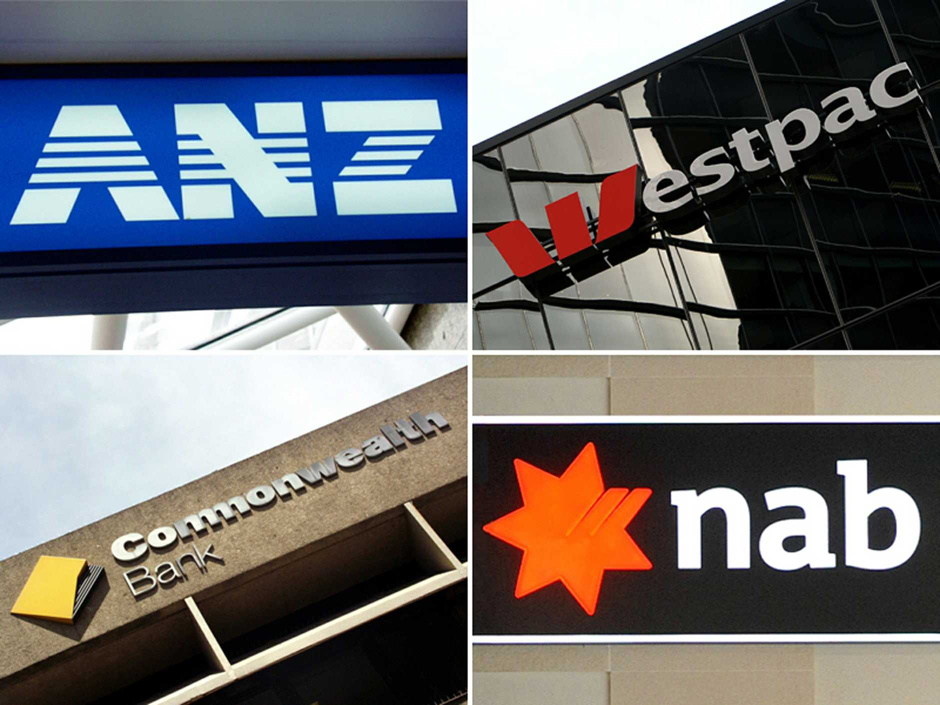 Australia's big four banks provide different levels of support for people in domestic violence crisis.