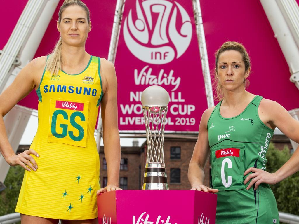 Australia's campaign kicks off against Northern Ireland.