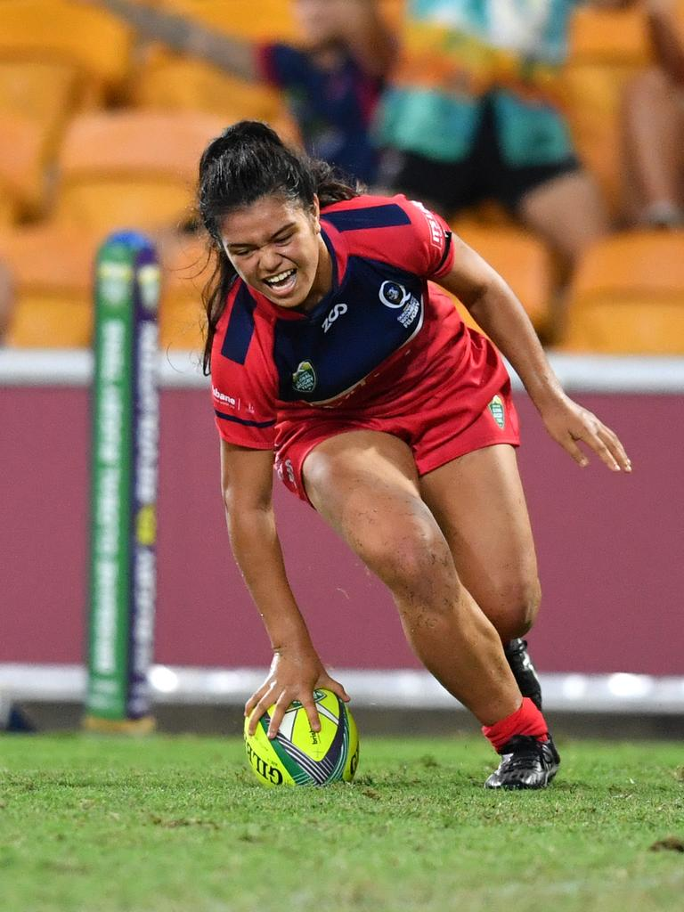 Alysia Lefau-Fakaosilea is ready for her Wallaroos debut.
