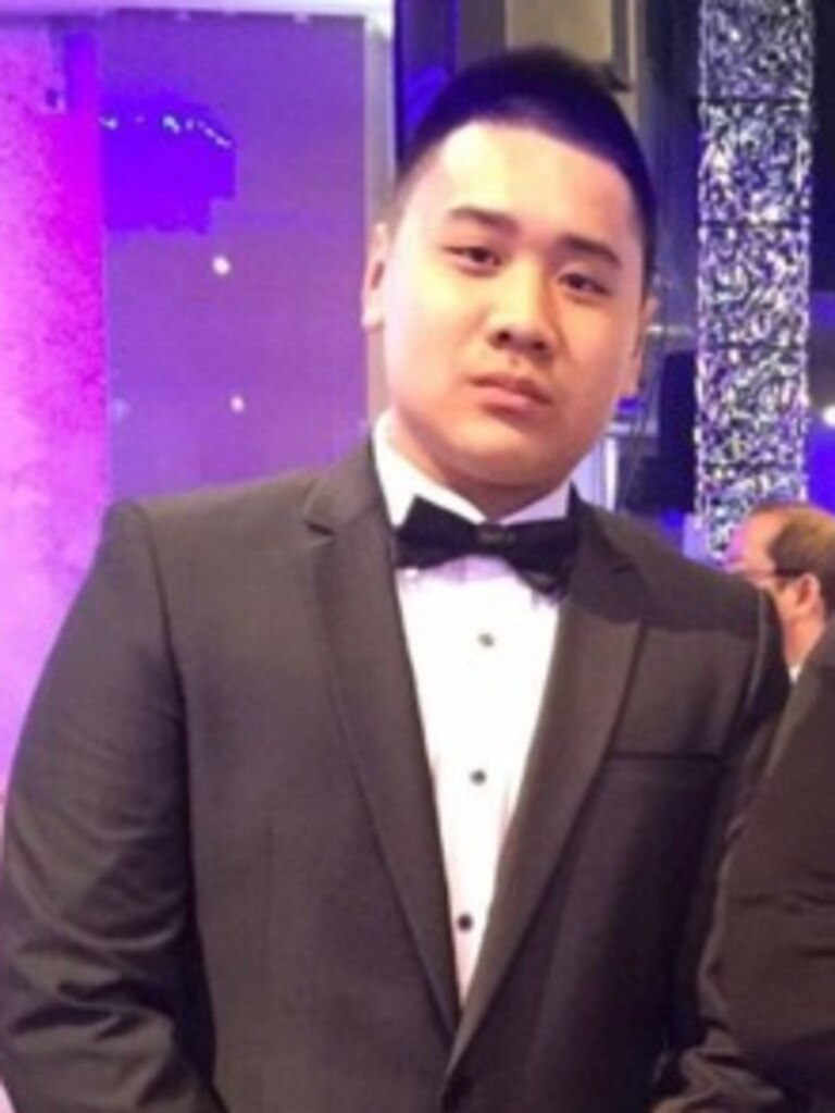 Hoang Tran who died of a suspected drug overdose at knockout Circuz festival December 2017.