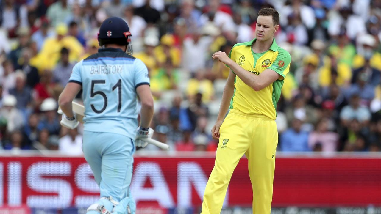 Jason Behrendorff should hold his head up high - but Australia missed Josh Hazlewood.