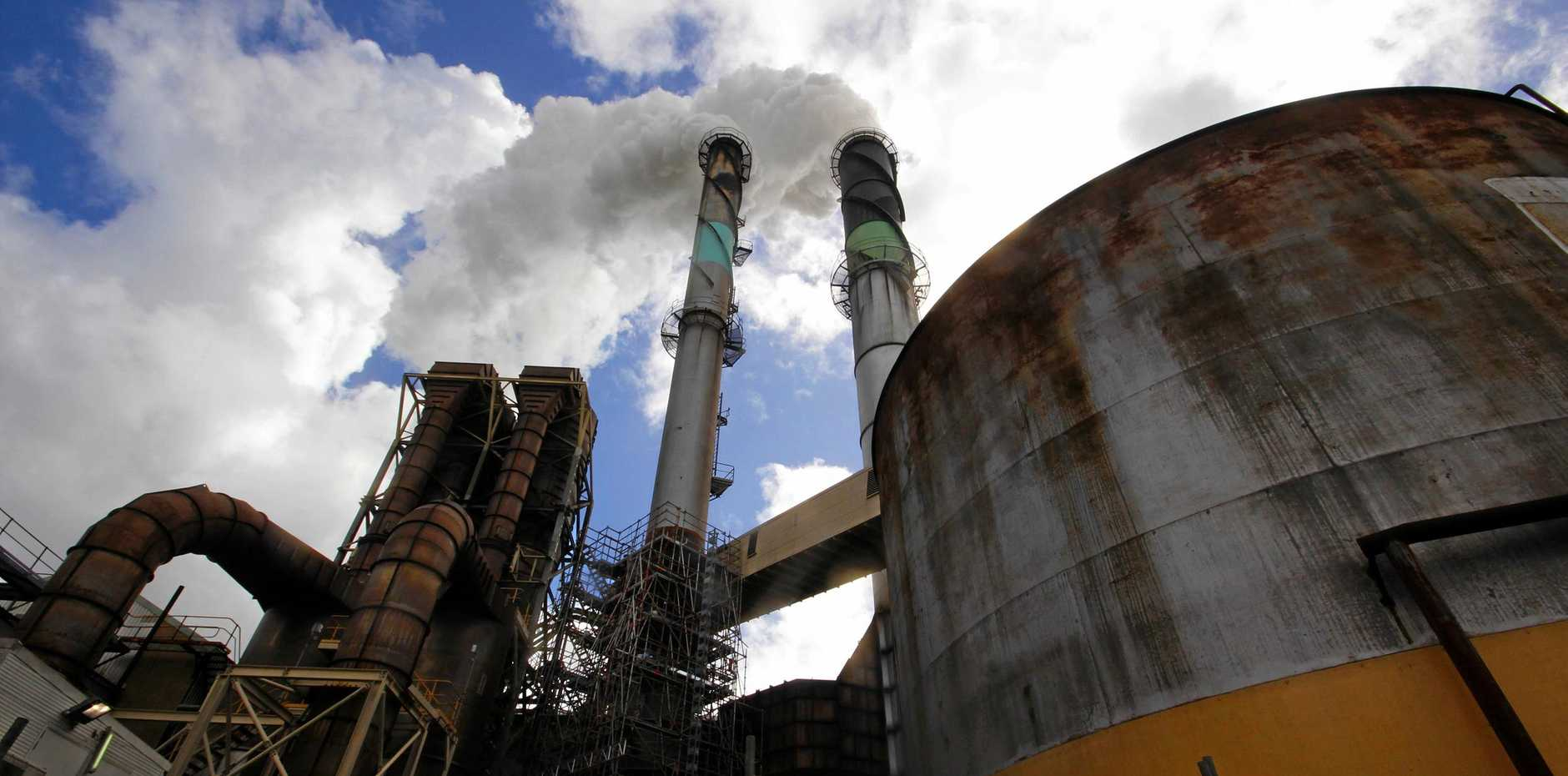 The disruption was reflected in the crush report with the Proserpine Mill's output restricted to just 62,124 tonnes.