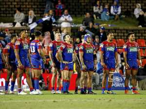Desperate Knights look like getting Ponga back