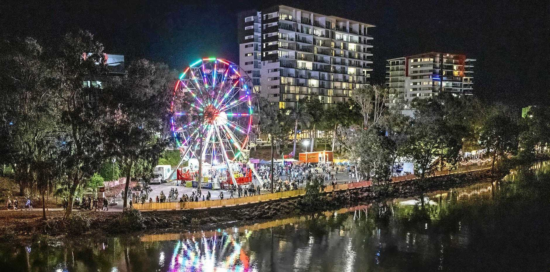 The 2019 Adani Rockhampton River Festival was a weekend to remember.