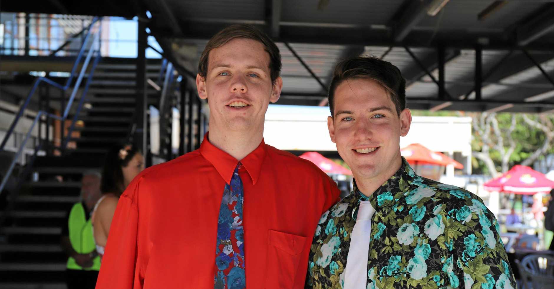 Dean and Steven Williams.