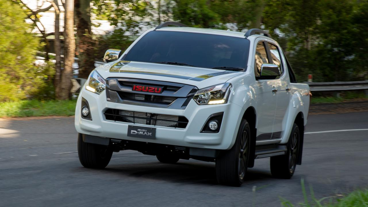 Isuzu is known for its dependability.