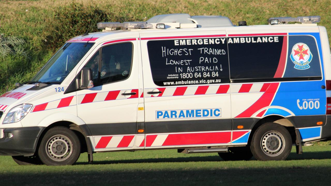 Man crushed to death by tree in country Victoria