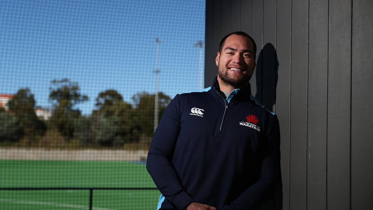 The Parramatta Eels' Tepai Moeroa has a burning desire to play for the Wallabies.