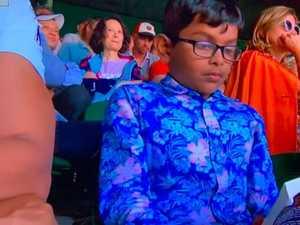 Wimbledon spectator publicly roasted