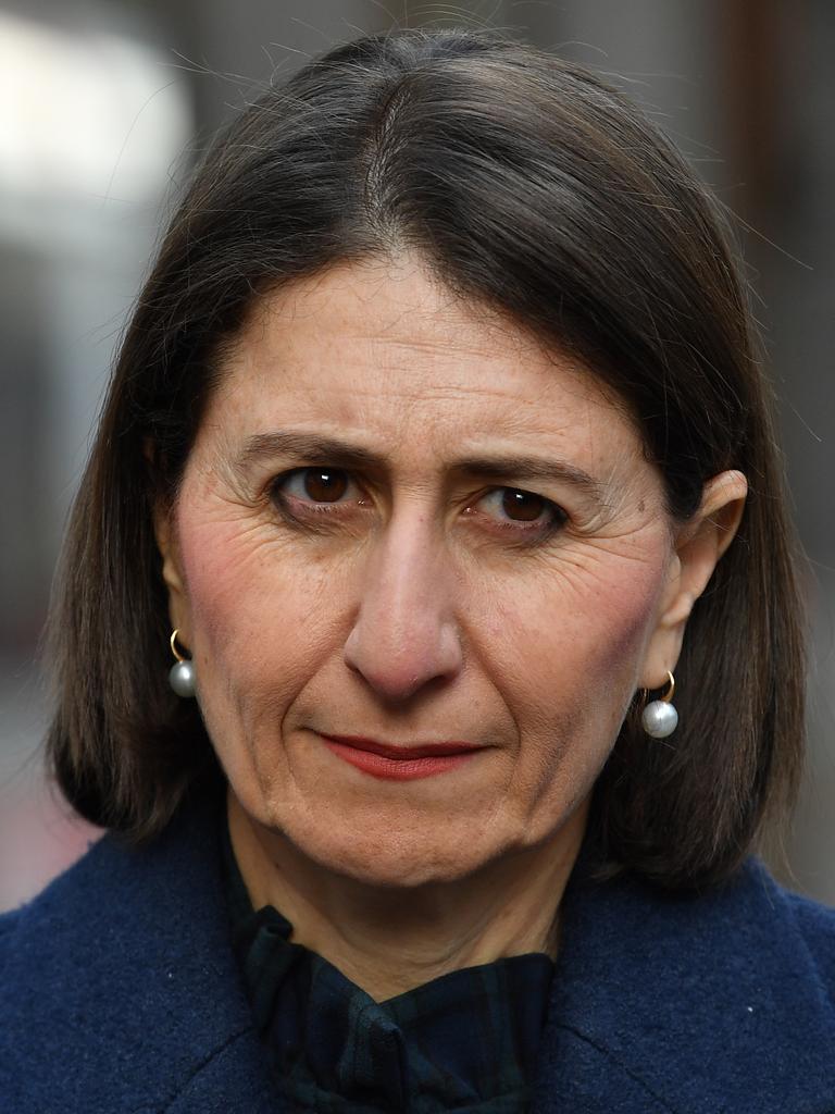 Mr Triguboff wrote to NSW Premier Gladys Berejiklian. Picture: AAP Image/Dean Lewins