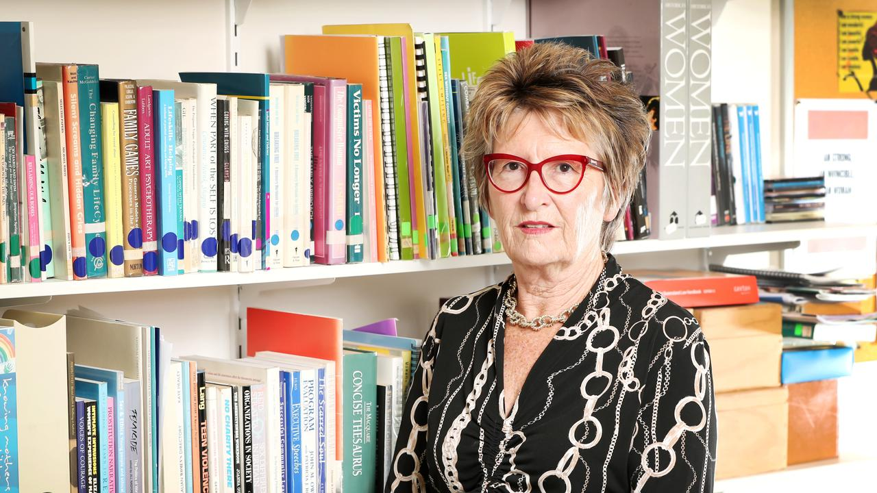 Advocate Di Macleod, who established the Gold Coast Centre Against Sexual Violence 30 years ago, says the time for change is long overdue. Photo: Nigel Hallett.
