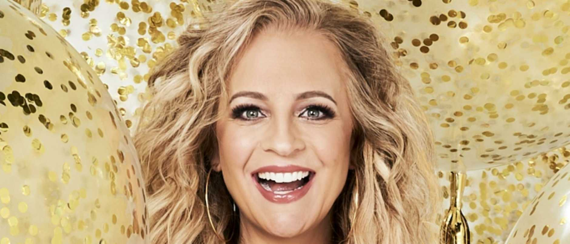 Supplied Entertainment HOLD FOR TV GUIDE JULY 14. Carrie Bickmore celebrates 10 years of The  Project. Picture: Supplied