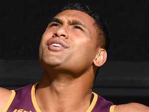 Reason Pangai Jr pledged his future to Brisbane