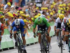 Aussie's frustration grows as Dutchman steals Tour stage