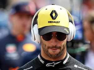 Ricciardo's plan to silence critics