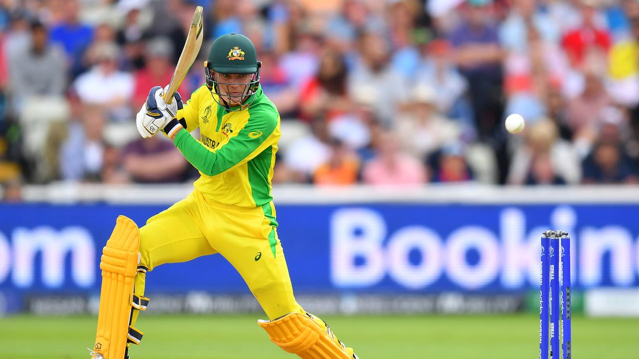 Alex Carey's brave performance in Australia's World Cup semi-final loss to England has strengthened his claims for Ashes selection.