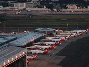 Flights hit as wild winds batter NSW
